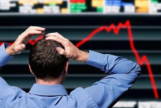 акции рост падение