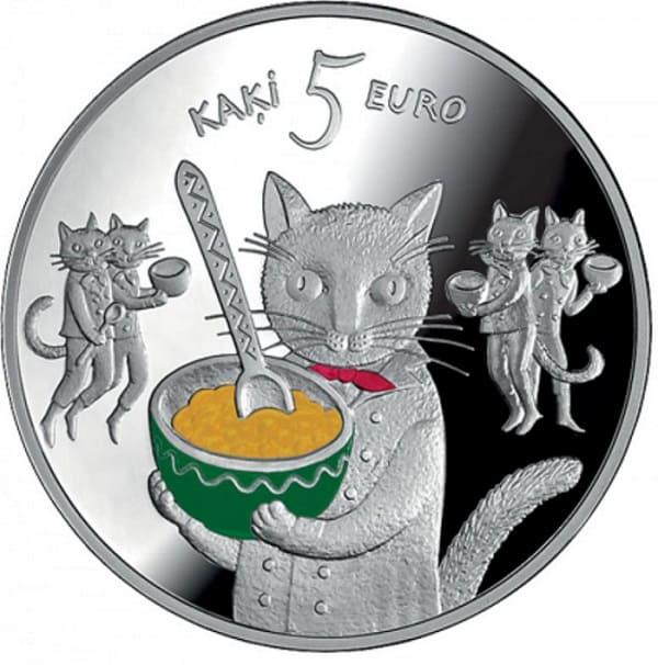 евро серебро