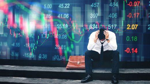 падает рынок