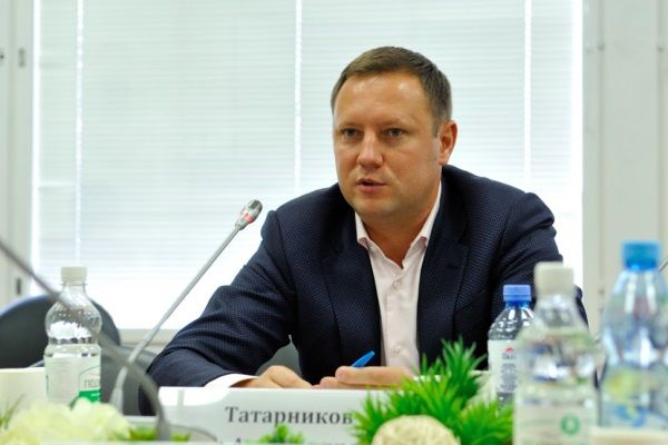 Петр Татарников, председатель совета директоров Финансовой Комиссии