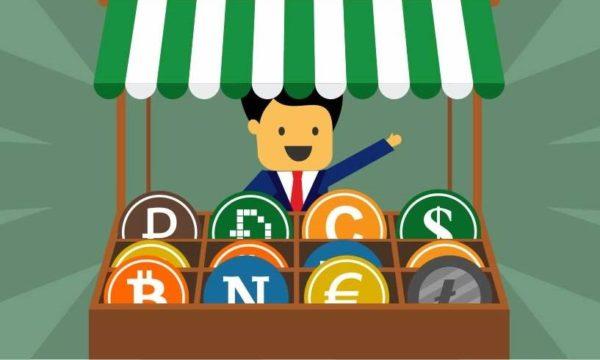 листинг криптовалют биржа