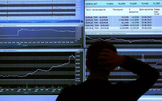 фондовый рынок россия