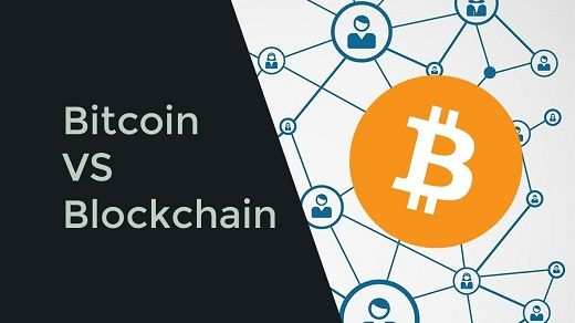 биткоин vs блокчейн