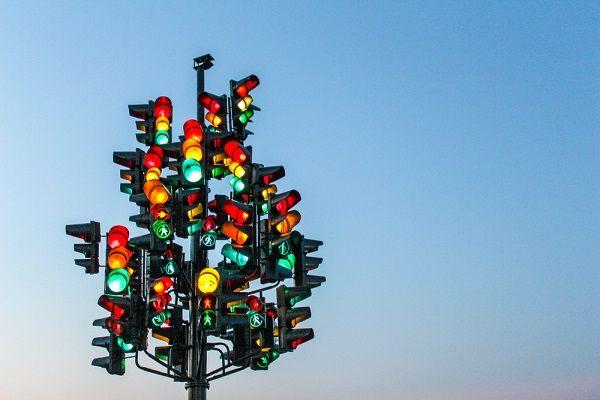 светофор на блокчейне