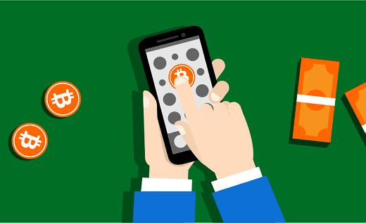 мобильный криптомайнинг