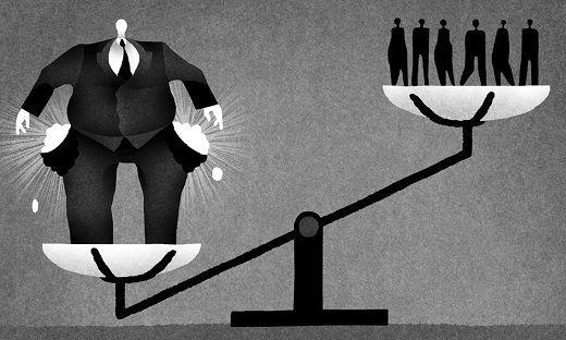 причины экономического и социального неравенства при капитализме